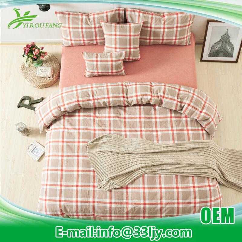 OEM Bargain 200t Duvet Bedding Sets for Big Lots