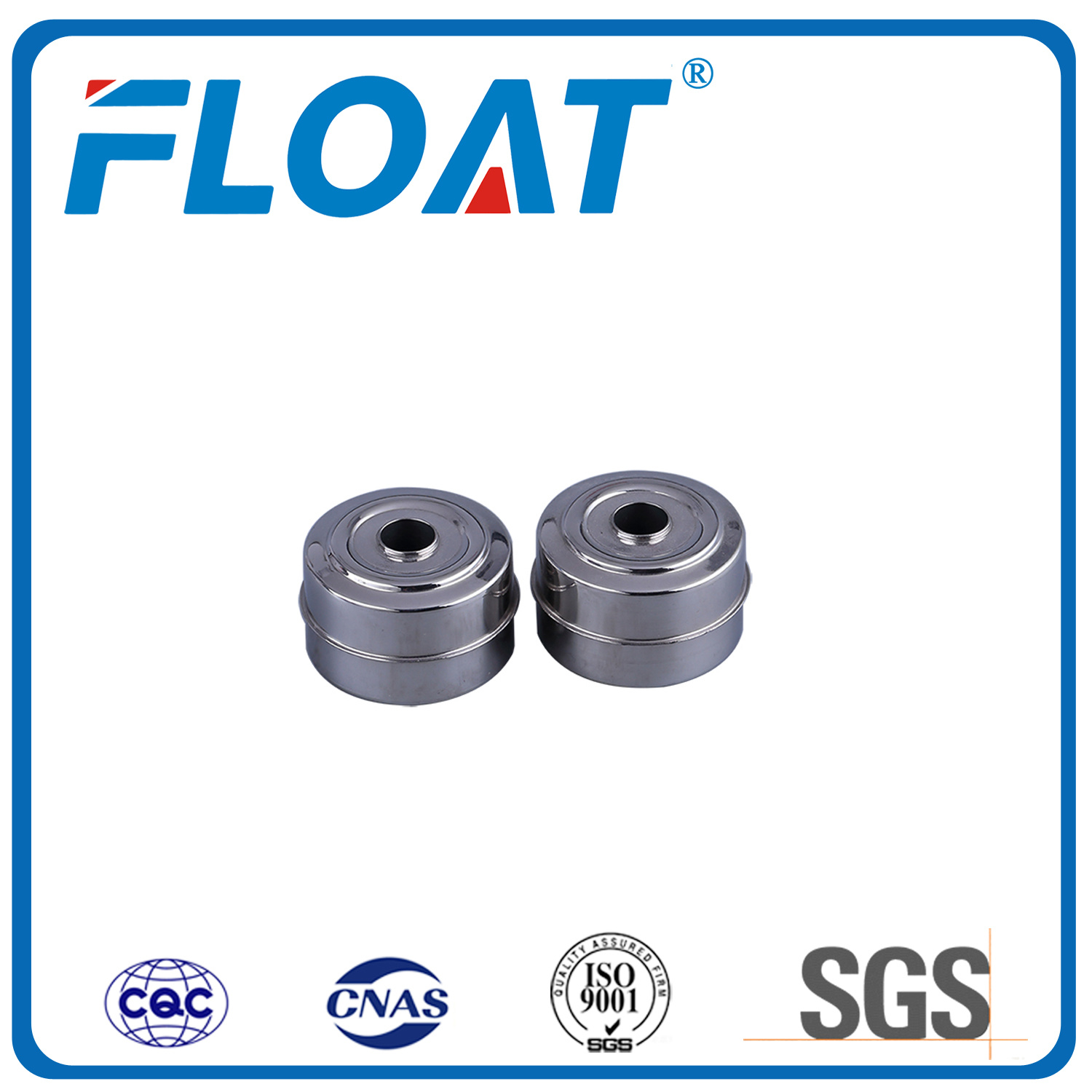 Stainless Steel Float Inside The Magnet for Float Switch