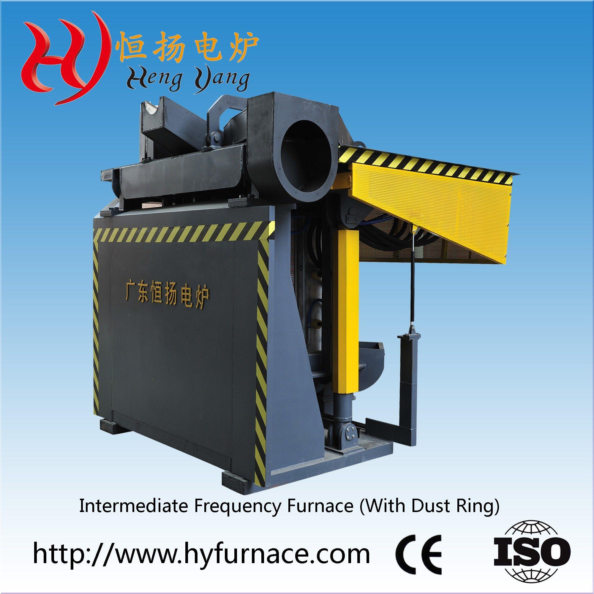 Melting Iron Induction Furnace
