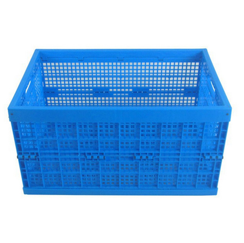 Egg Packing Plastic Collapsing Folding Crate Egg Crate