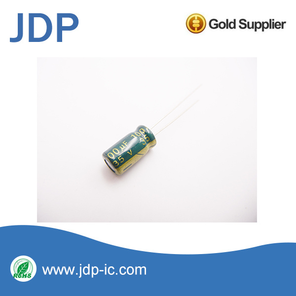 Electrolytic Capacitor 100UF 35V