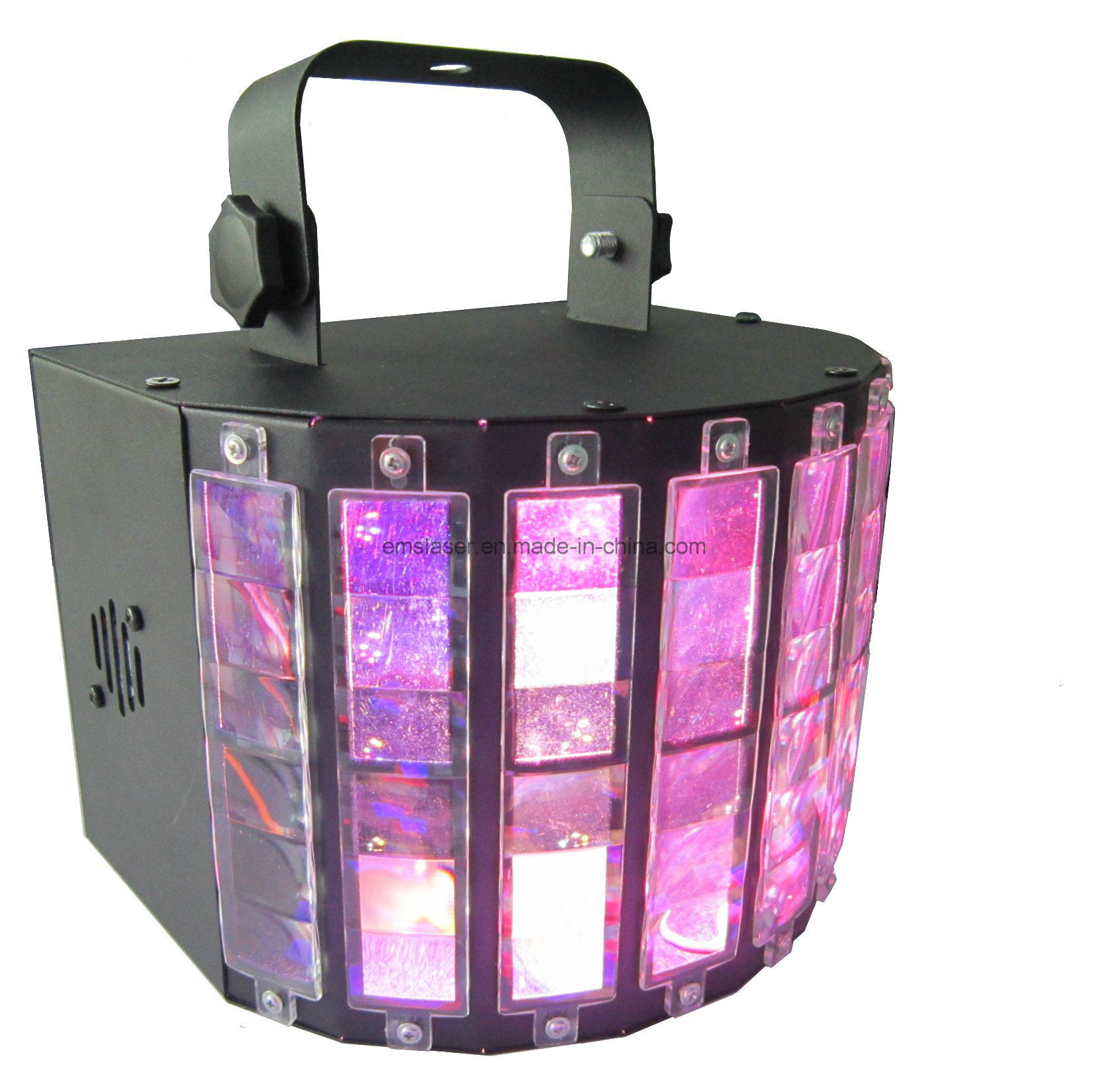 LED Super Arrow Light DMX512 Disco Stage Light LED Derby Light with Remote Control