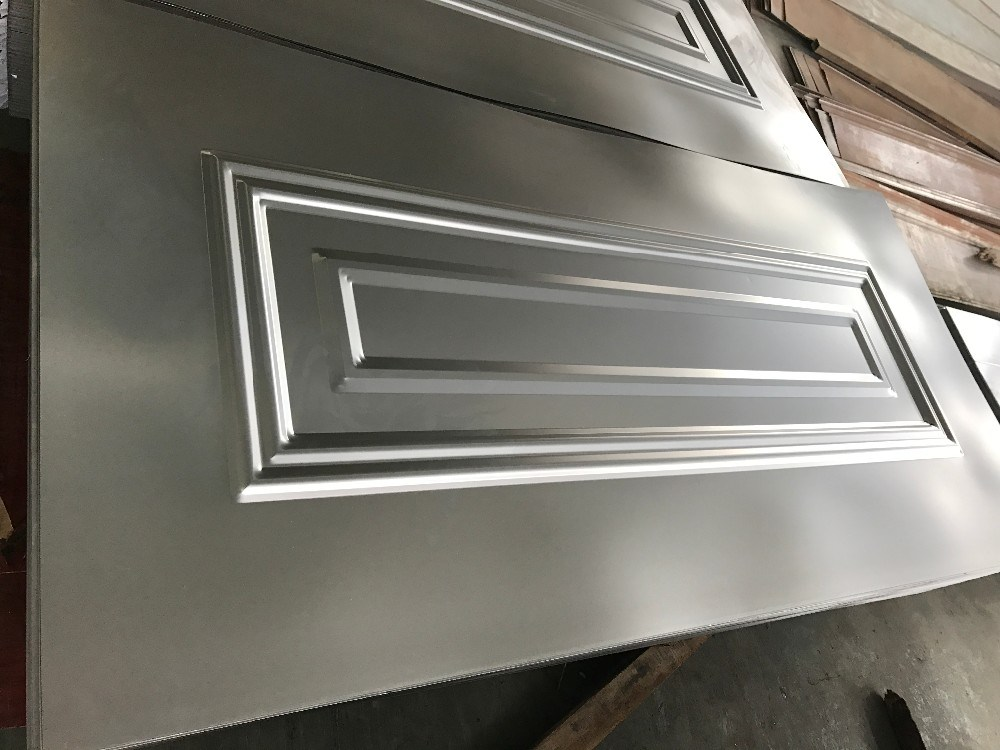 Exterior Sales Well Steel Metal Door Skin
