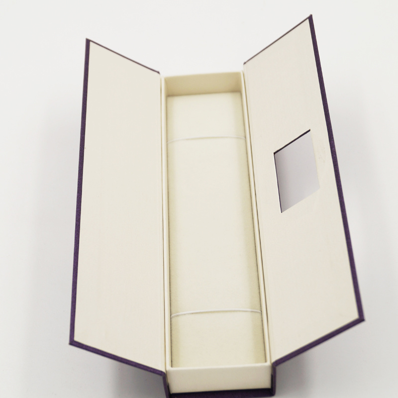 Cheap Customized C2s Art Paper Long Chain Gift Box (J10-D1)
