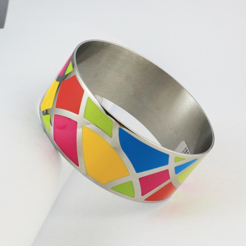 China Wholesale Fashion Stainless Steel Kids Bracelet