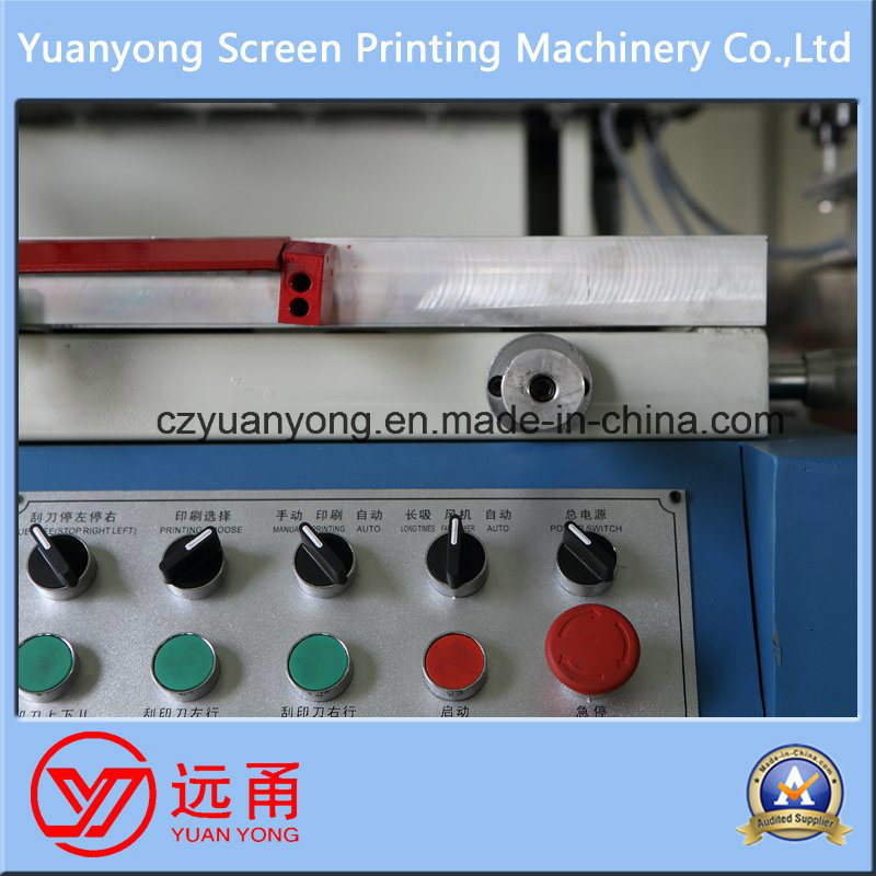 Semi-Auto Screen Printing Equipment for One Color Printing