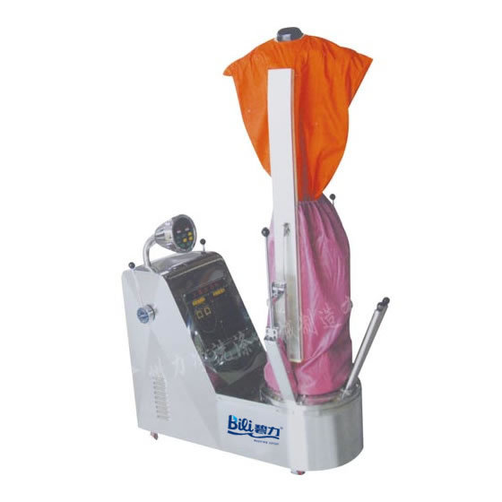 Laundry Ironer Form Finisher Machine