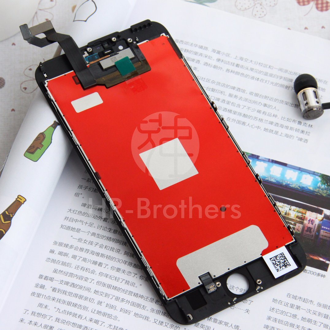 Mobile Phone LCD Spare Parts for iPhone 6splus Phone Repair Parts