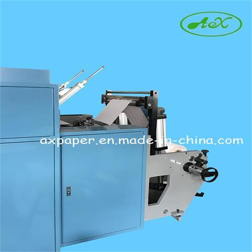 Automatic Paper Slitting and Rewinding Machine