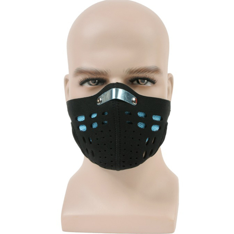 New Design Anti Pollution Dust Cold Proof Cycling Half Face Mask