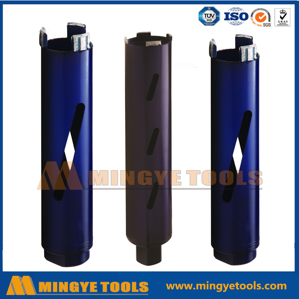 Diamond Core Bit, Concrete Core Bit, Wet Drill Bit