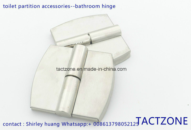 Modern Fashion Waterproof Toilet Cubicle Partition Accessories Hinge