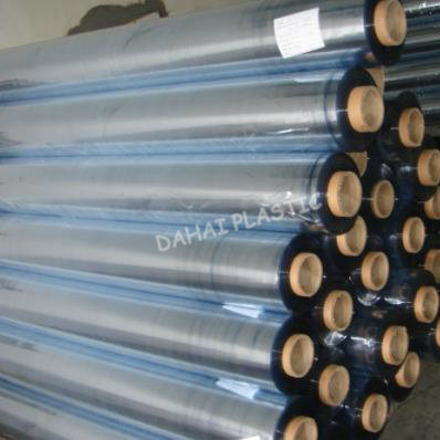 PVC Normal Clear Film 1400mm