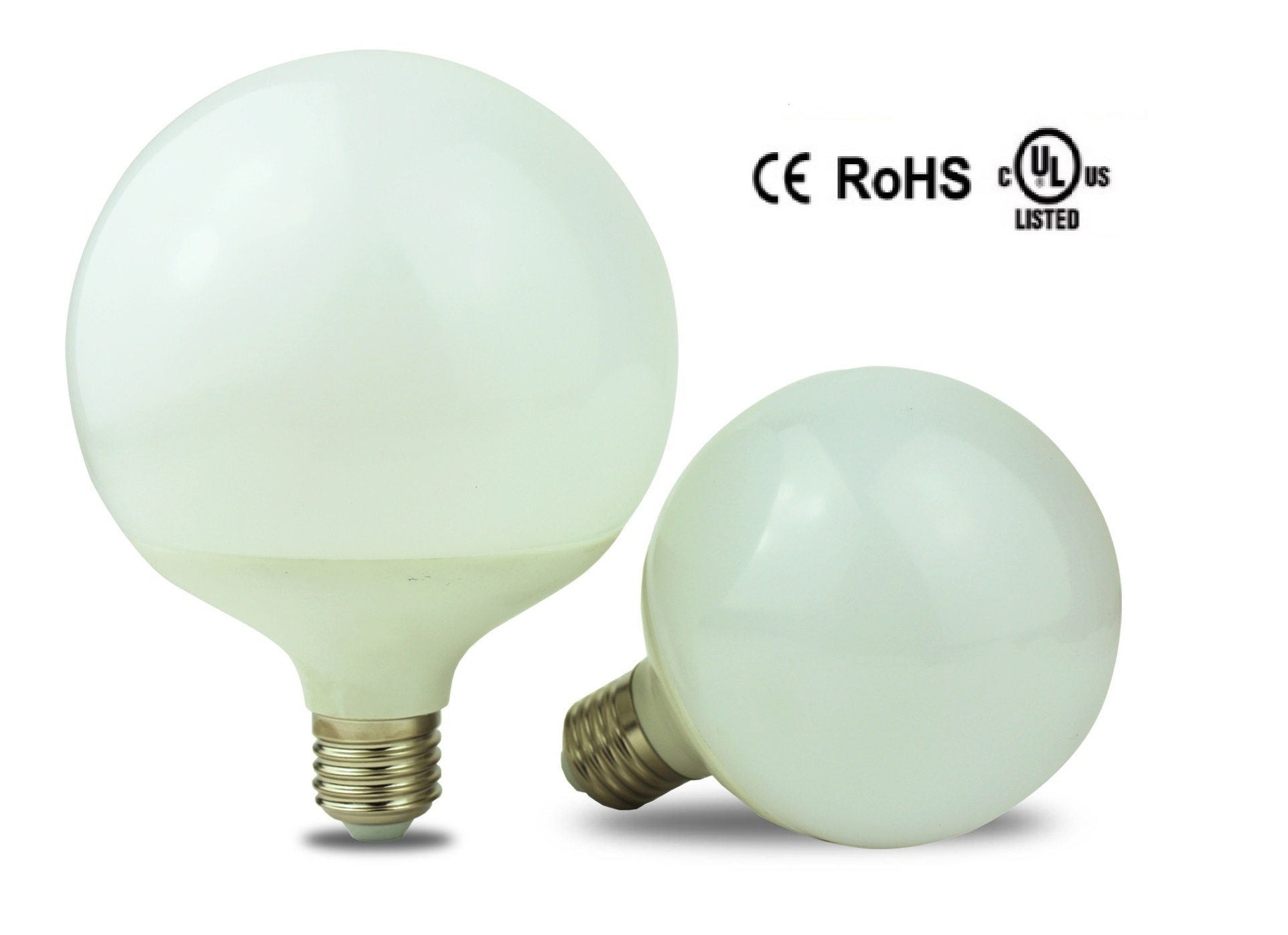 14W E27 Global Aluminum PBT Plastic in Door LED Bulb