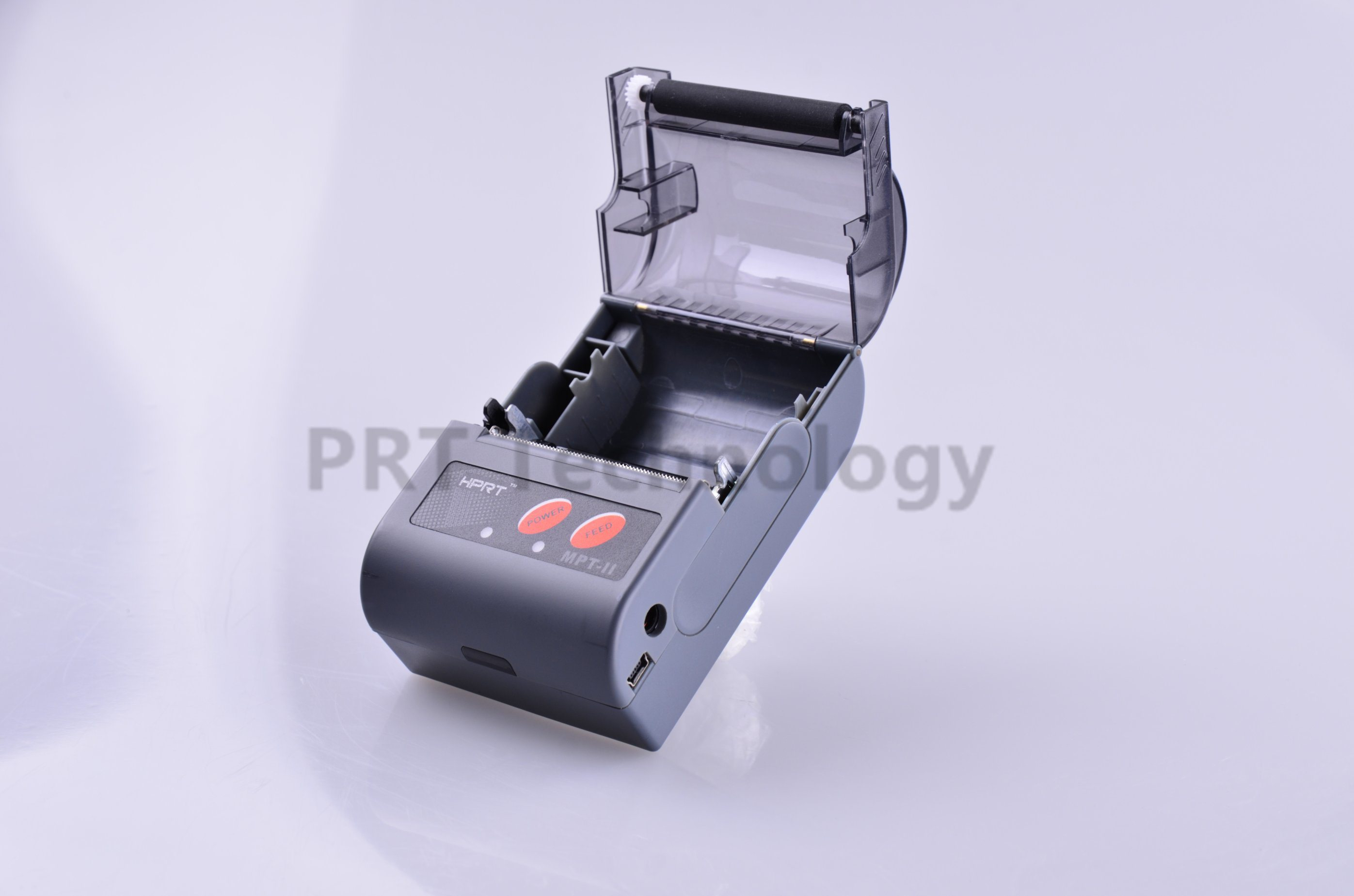 Mobile Thermal Printer 30mm Paper Storage (MPT-II)