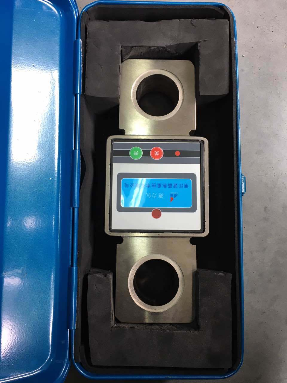 Cly-as Steel Dynamometer (CLY-AS)