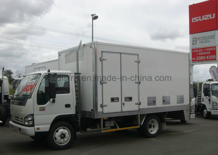 Excellent Quality FRP Refrigerated Truck Body with ISO Certificate
