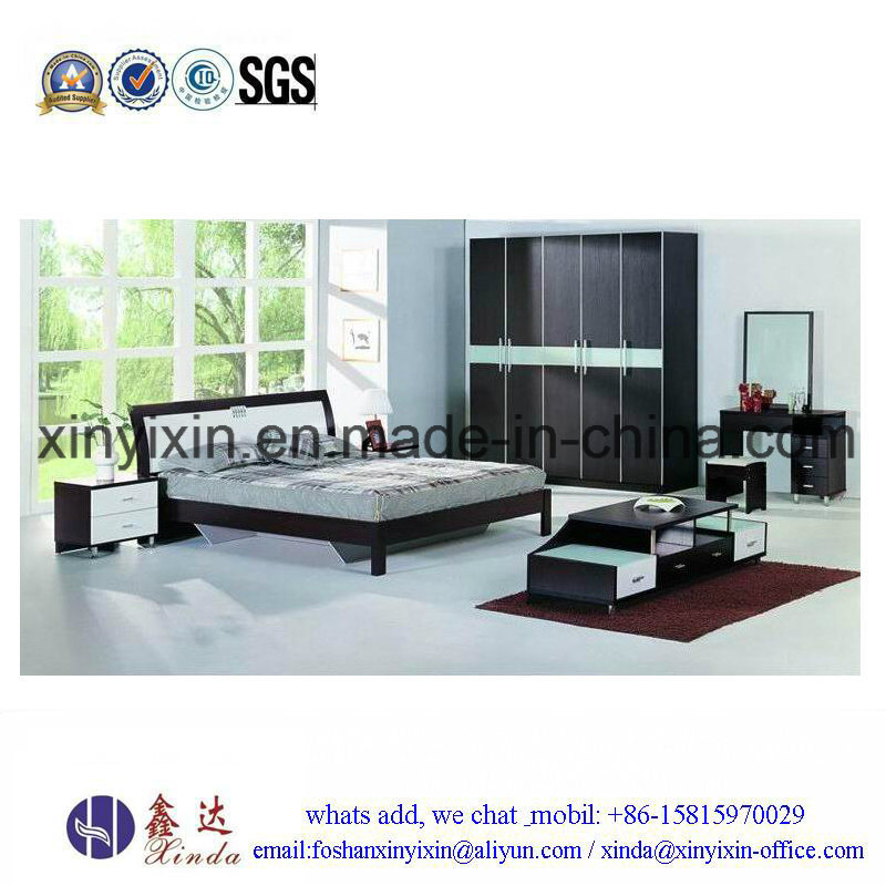School Single Bed Wooden Bedroom Furniture From China (SH043#)