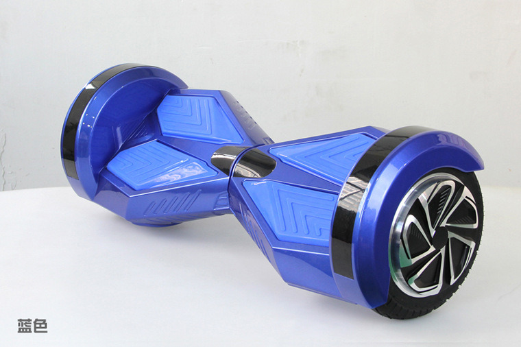 8inch Bluetooth LED Light 2 Wheel Self Balancing Scooter
