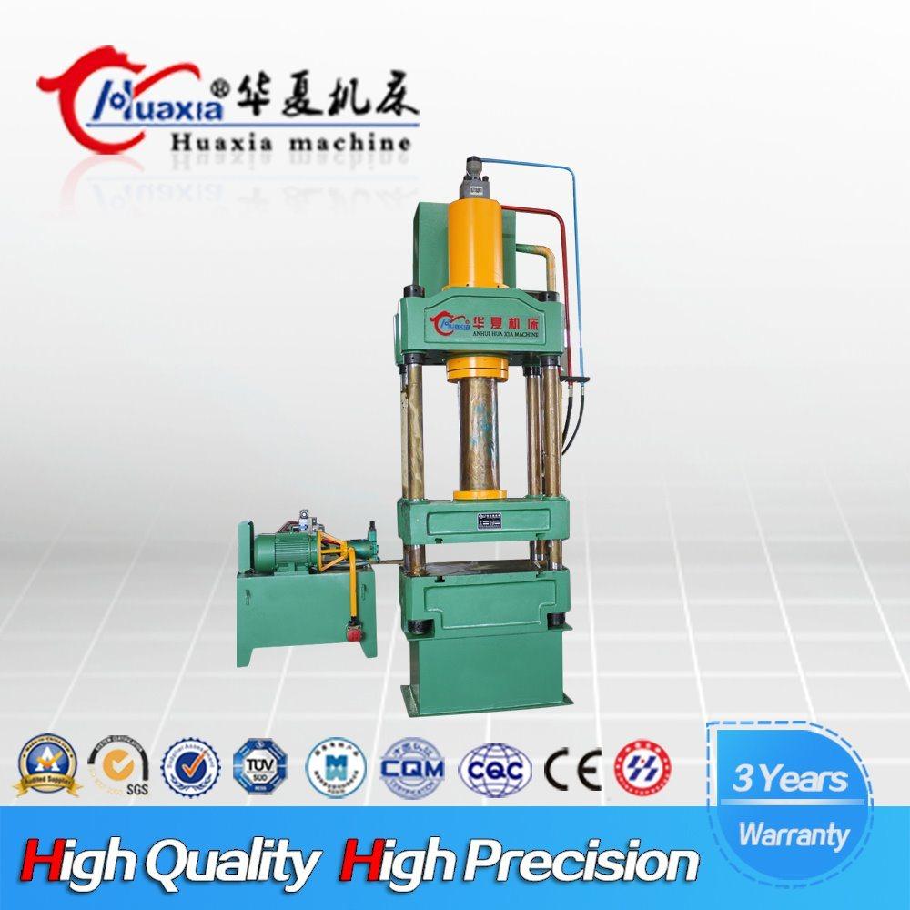 Four Column Hydraulic Press Machine for Sale