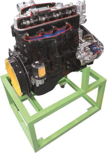 Automotive Diesel Engine Disassembly & Assembly Trainer