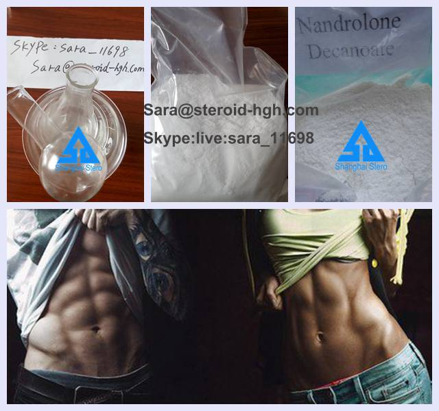 Anabolic Steroid Raw Powder Deca Nandrolone Decanoate for Bodybuilders