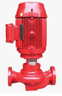 XBD Series Single-Stage Single-Suction Fire-Fighting Pump