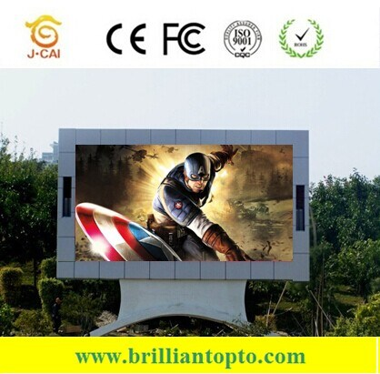 Digital Outdoor Full Color LED Display Boardp10 (160mm*160mm)