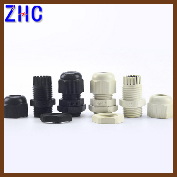 Factory Price M Series Waterproof IP68 Nylon Cable Gland Reducer
