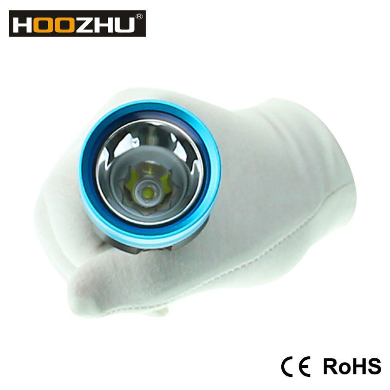 Hoozhu 2016 New Dive Light Max 900lm Waterproof 120m D10