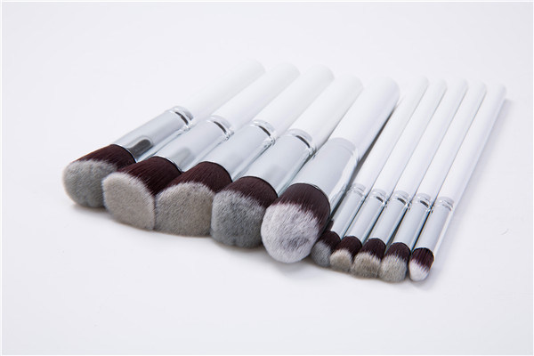 10 PCS Synthetic Sigma Makeup Brush Set Multiple Color Available