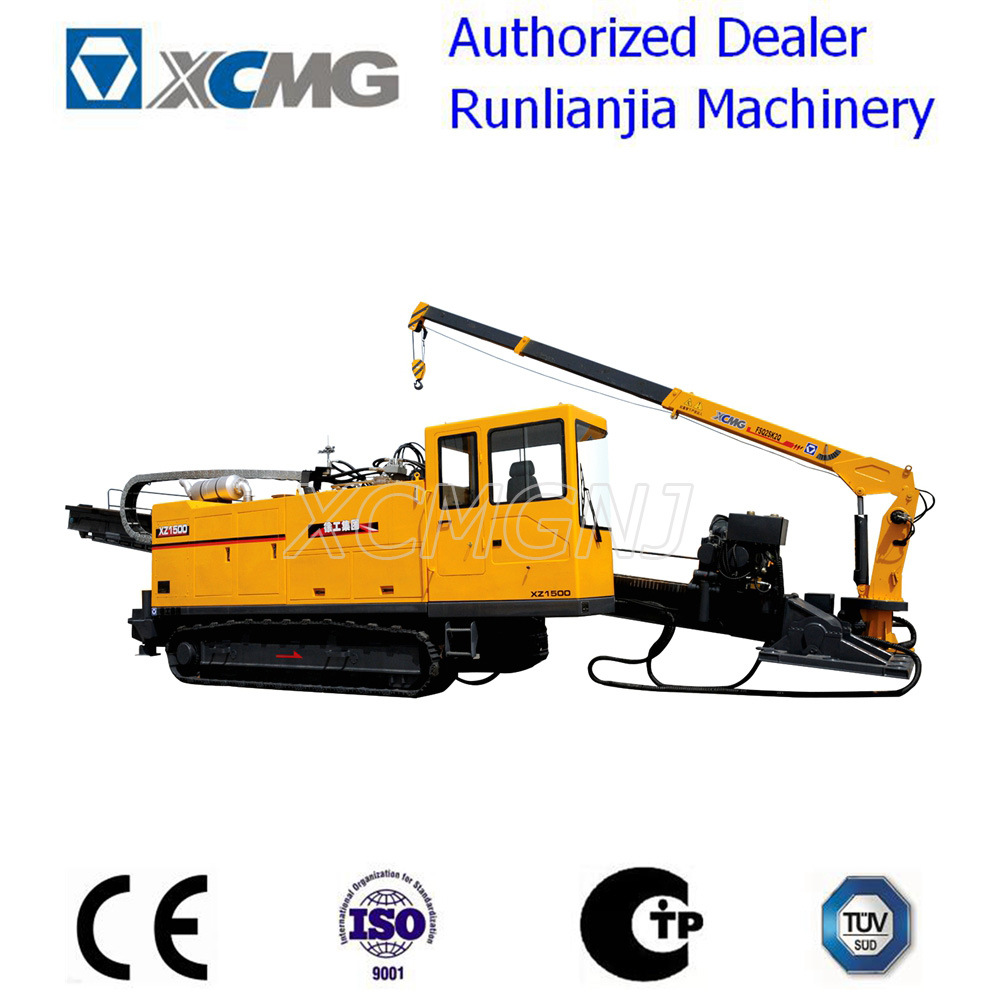 XCMG Xz1500 Horizontal Directional Drilling Machine (HDD machine) with Cummins Engine