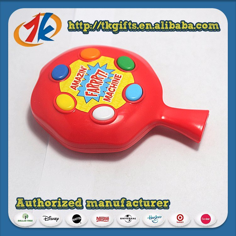 Hot Selling 2017 Electric Fart Machine Toy