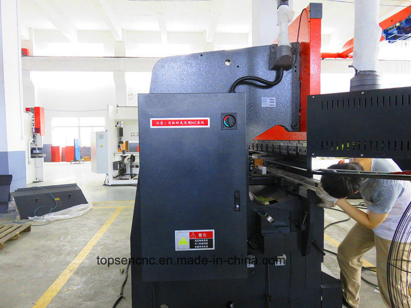 Tr10030 Electro-Hydraulic Servo Sheet Metal Plate Underdrive CNC Bending Machine