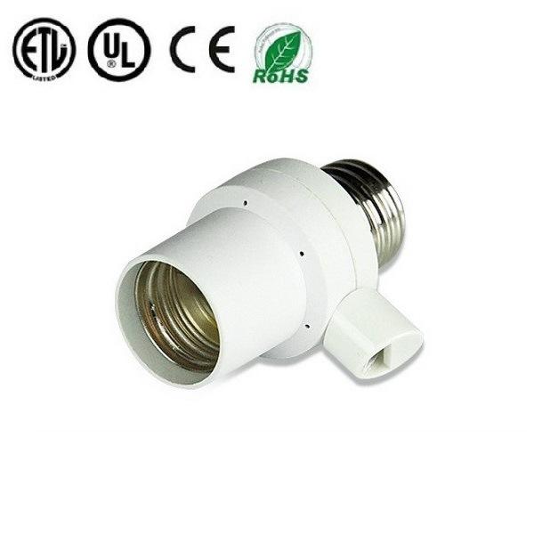 50/60Hz E26/E27 Lamp Cap Bulb Holder Controls 1.5va 96%Rh