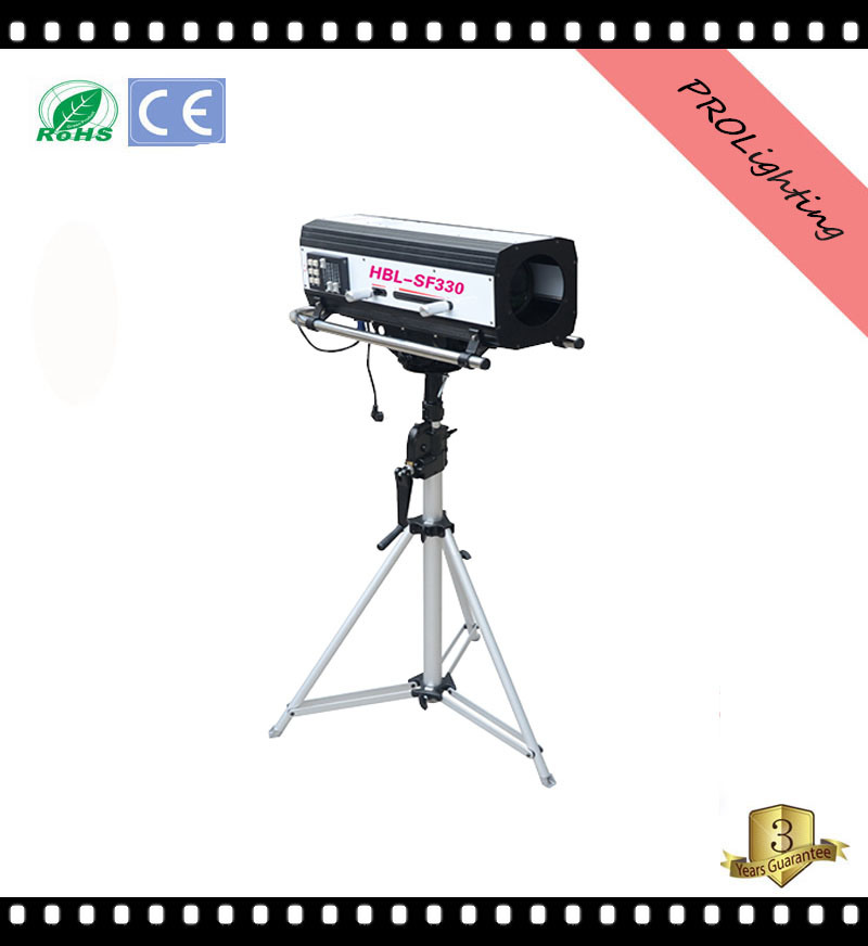 330W Follow Spot Light Stage Light Movable Spot Light