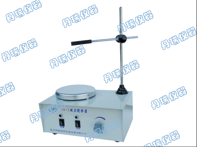 Lab Use Thermostatic Magnetic Stirrer