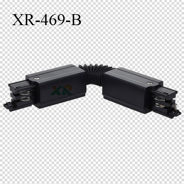 Best Selling Three Circuits Track Flexible Connector (XR-469)