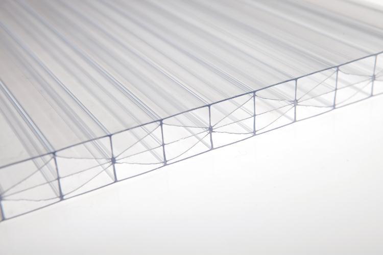 Polycarbonate Multiwall Sheet 5X Wall