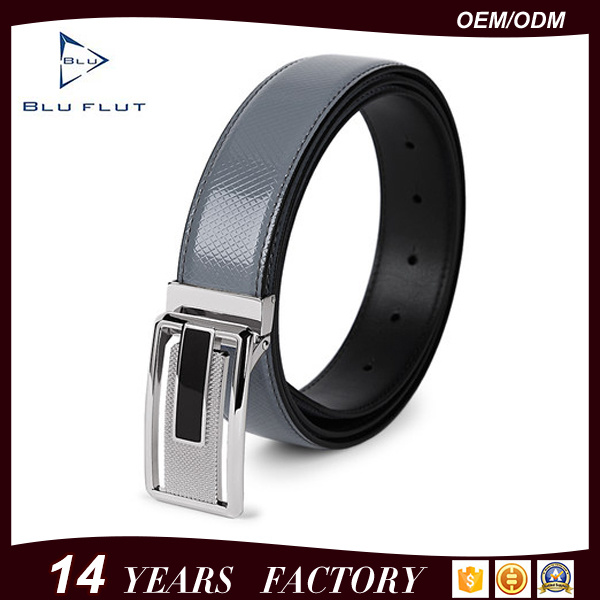 Factory Wholesale Burnished Leather Belt Real Leather Men Waist Belt