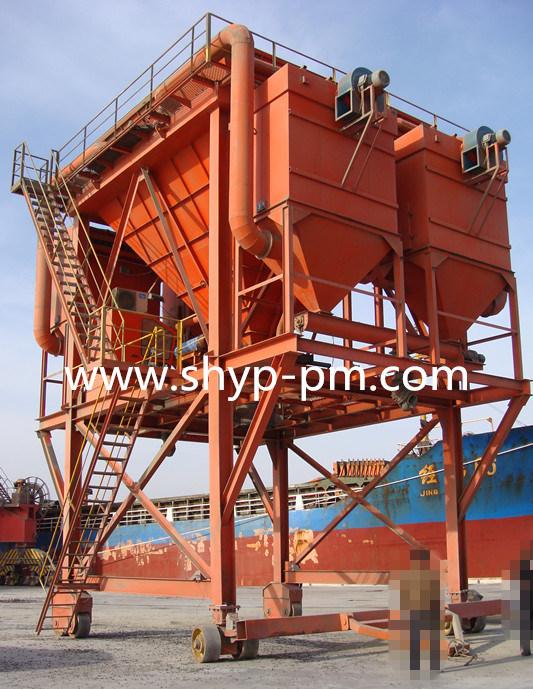 Dedusting Hopper for Loading Coal