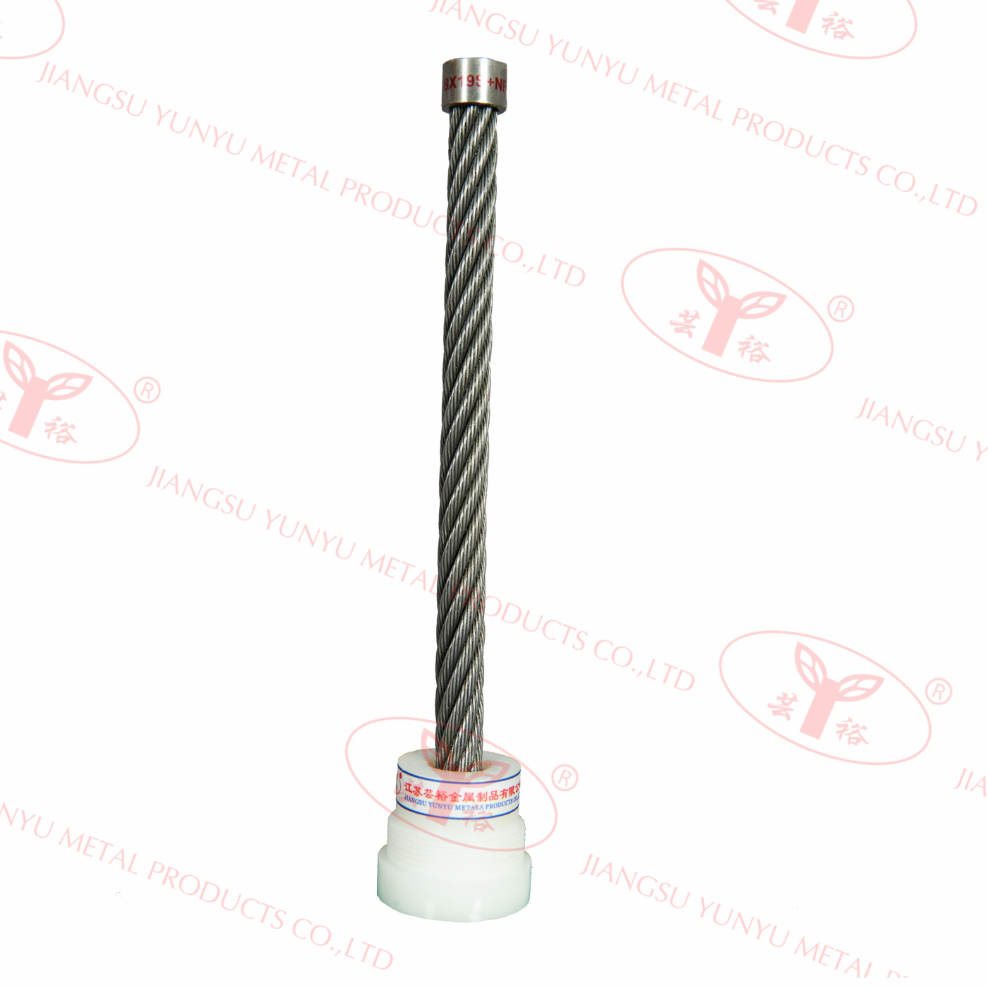 Wire Rope for Elevator - 8X19+FC