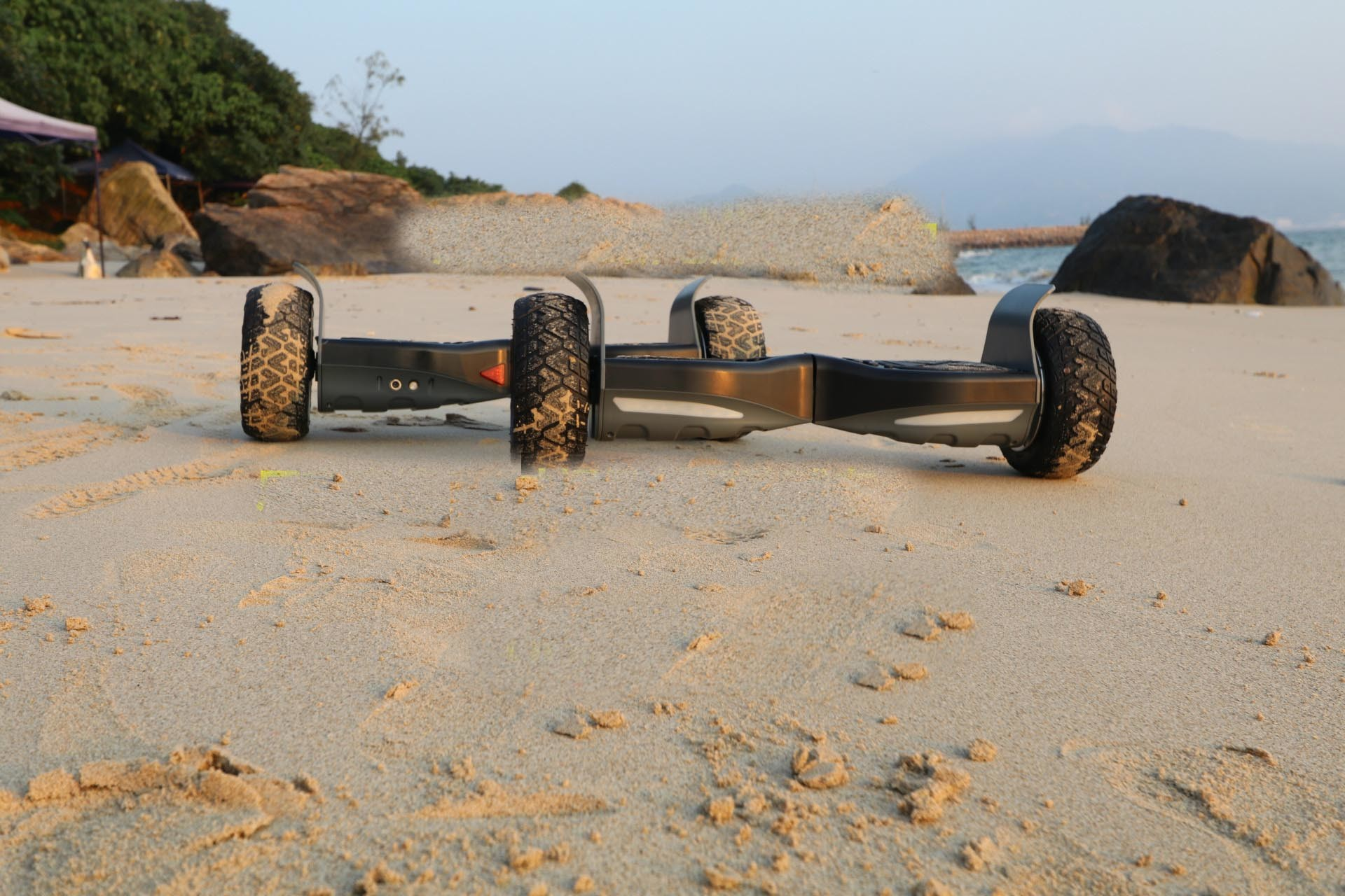 Self-Balancing Electric Hummer Hoverboard with 800W Motor