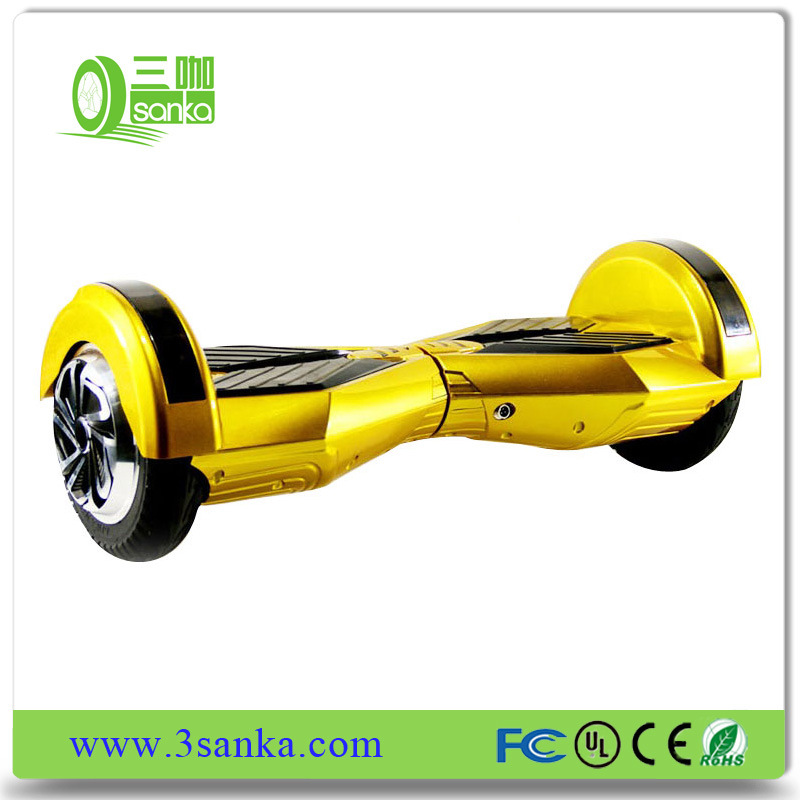 8 Inch Smart Balance Bluetooth Hoverboard with Samsung Battery