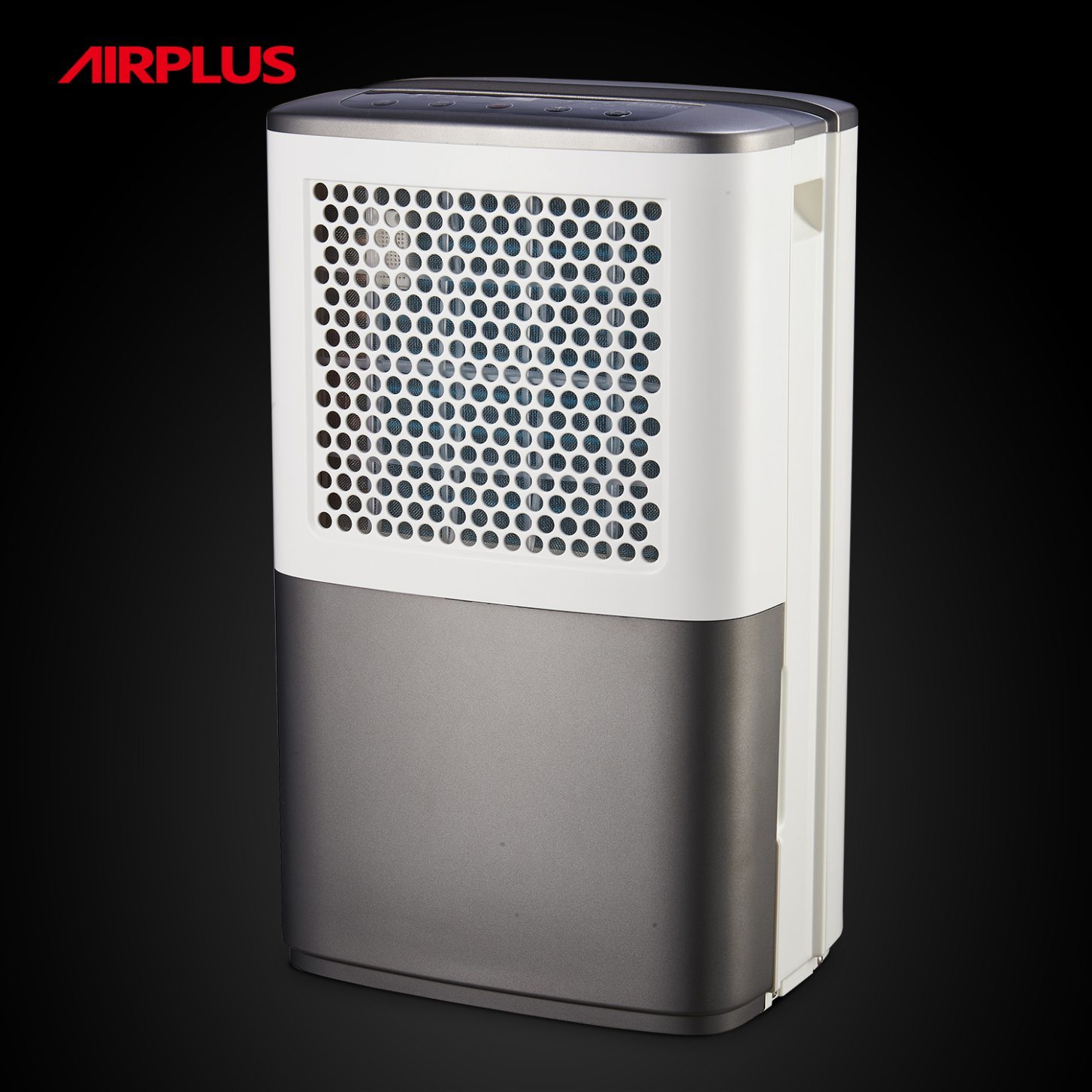 12L/Day Dehumidifier with Ionizer for Home (AP12-101EE)