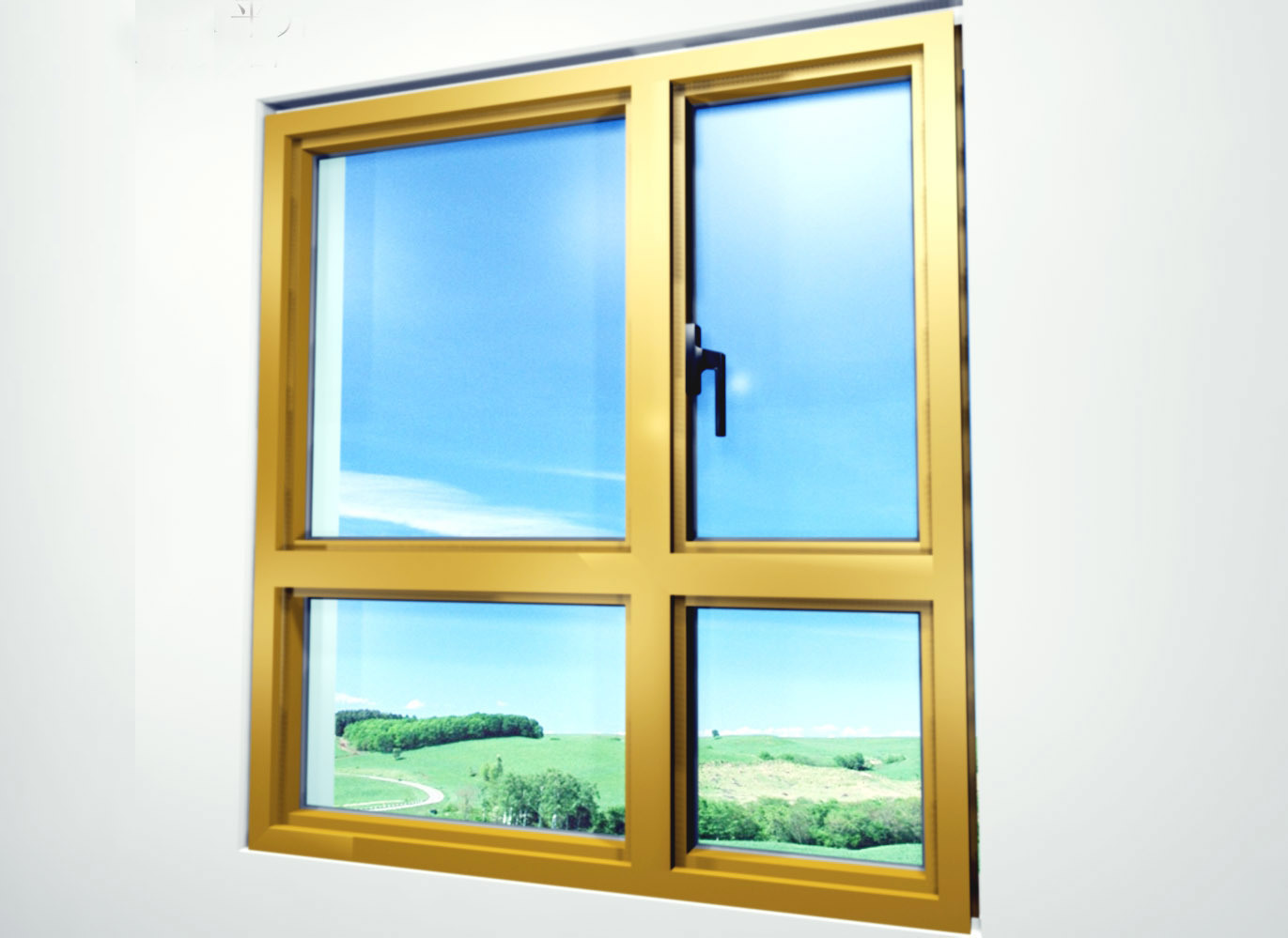 Aluminum window aluminum window uk for Metal windows