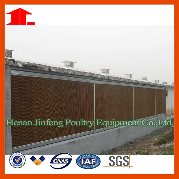 Cooling Pad for Poultry Farm Chicken House