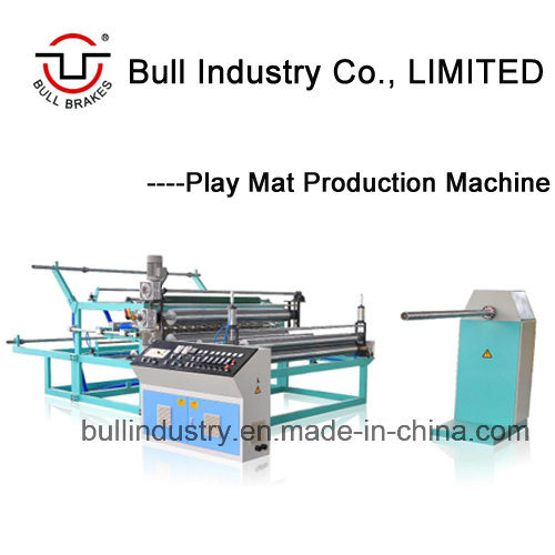 Play Mat Production Machine of Thickening Machine for Turn Key Project