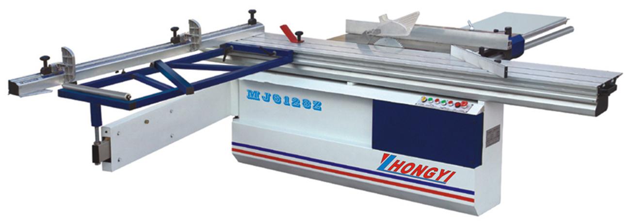 China Precision Sliding Table Saw Mj6128z China Woodworking Machine Woodworking Machinery