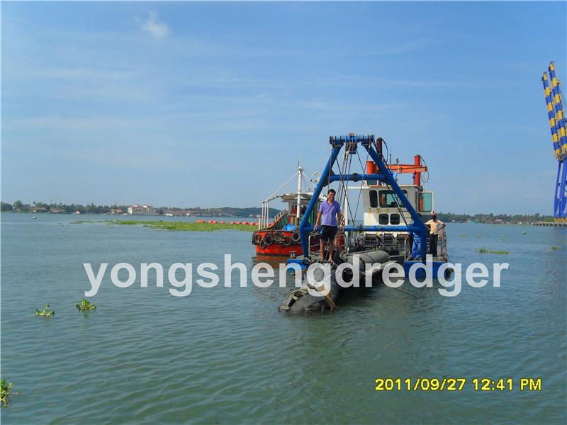 Small Sand Dredge (YS-CSD 2008)
